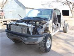 2002 Dodge Ram 2500 Laramie SLT Pickup