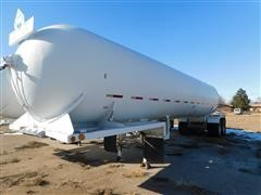 1973 Lubbock T/A 10,400 Gal Anhydrous Trailer