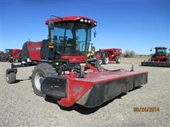 2013 Case IH WD2303 Windrower Mower