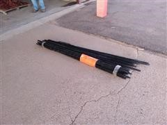 Gallagher Insulated Line Post