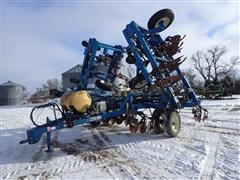 2006 Ag Systems Nitromaster 8500 60' 24 Row Anhydrous Applicator