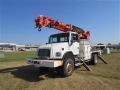 2003 Freightliner FL80 4X4 Digger Derrick Truck