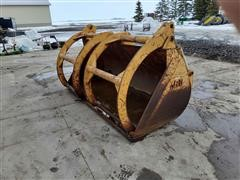 JRB 444H Payloader Bucket W/Grapple