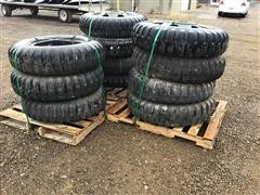 9.00-20 Military Tires And Rims