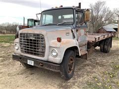 1976 Ford LN7000 Tilt Bed Truck