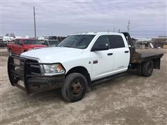 2012 Dodge Ram 3500 4x4 Dually Pickup