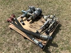 Booster Pumps And End Guns