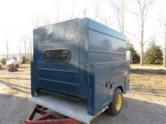 Stahl 500SP Enclosed Truck Utility Box