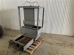 Automatic ATA900X4 Roller Mill & Hopper
