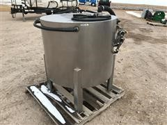Shop Built Stainless Steel Chemical Eductor