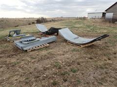 Sioux 1800 Bushel Bin-Unassembled
