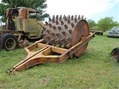 Shovel Supply I20 Sheeps Foot Compactor/Roller