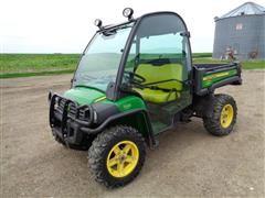 2011 John Deere 825 I Gator ATV 4X4 Gator