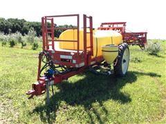 Gregson 750 Pull-type Sprayer