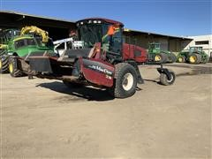 2010 MacDon M200 Rotary Disc Windrower