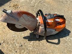 Stihl TS 420 Cut-Off Saw