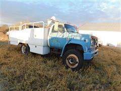 1973 Chevolet C65 Tire Repair Truck