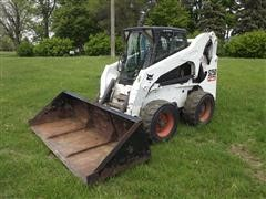 2008 Bobcat S250 Skid Steer