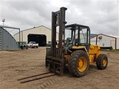 JCB 930 6000 Lb Capacity Rough Terrain Forklift