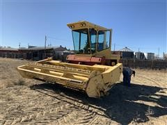 1989 New Holland 1118 Windrower