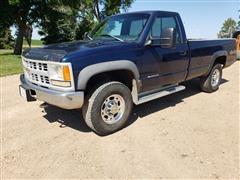 1998 Chevrolet K2500 4x4 Pickup