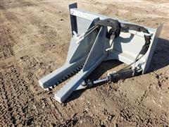 2019 Hawz Tree/Post Puller Skid Steer Attachment