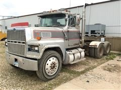 1984 Ford LTL 9000 T/A Truck Tractor
