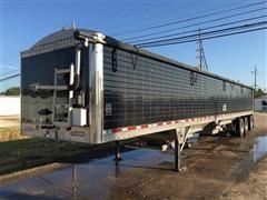 2015 Wilson DWH-550B Grain Trailer