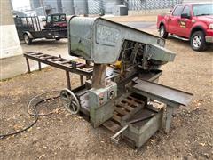 Johnson Hydraulic Arm High Speed Steel Cutting Saw