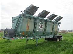 2004 Galyean SHR-200 T/A Killebrew Fertilizer Trailer
