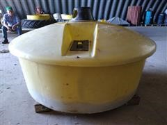 QLF 250-Gallon 2-Wheel Liquid Lick Tank