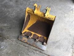 """John Deere 24"""" Compact Excavator Bucket"""