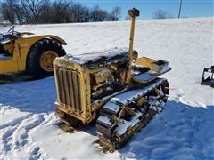 Cat Fifteen Crawler Tractor