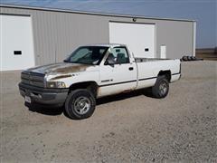 1996 Dodge Ram 1500 4x4 Pickup