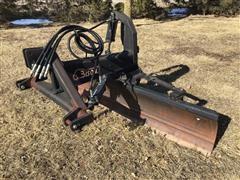 Bison NVH242XHD Hydraulic 3-Pt Blade