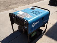 Miller Blue Star 185 CC/DC Welder & Generator