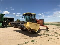 1996 New Holland 2550 Self Propelled Windrower