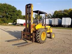 John Deere 480-B Rough Terrain Forklift