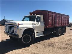 1968 Ford F750 T/A Grain Truck