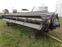 1983 Allis-Chalmers 24' Platform Head W/Trailer