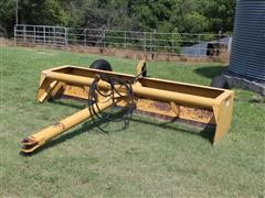 Brown 10' Pull Type Speed Mover