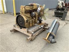 1999 Caterpillar 3126 Diesel Engine