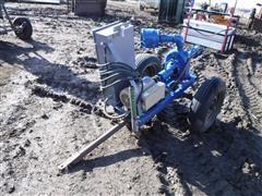 Gorman-Rupp 83B2B Self Priming Centrifugal Pump