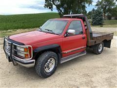 1992 Chevrolet 2500 4WD Diesel Pickup