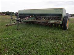 John Deere 8300 20 Hole End Wheel Drill