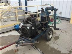Gorman-Rupp 14C2-B Portable Pump