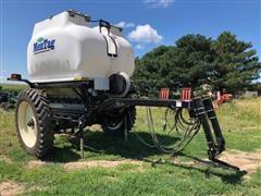 2017 MonTag T12A922A2 3-Pt Dry Fertilizer Cart/Applicator