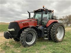 2016 Case IH Magnum 220 MFWD Tractor