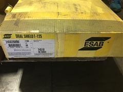Esab Dual Shield 125 Slag Flux Cored Welding Electrode