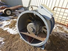 "Behlen 25 HP X 42"" Bin Dryer Fan"